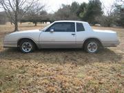 1985 CHEVROLET Chevrolet Monte Carlo true SS